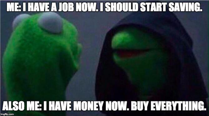 me also me meme